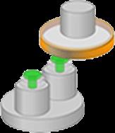 单端分度工作台方式(IT2) 模式2
