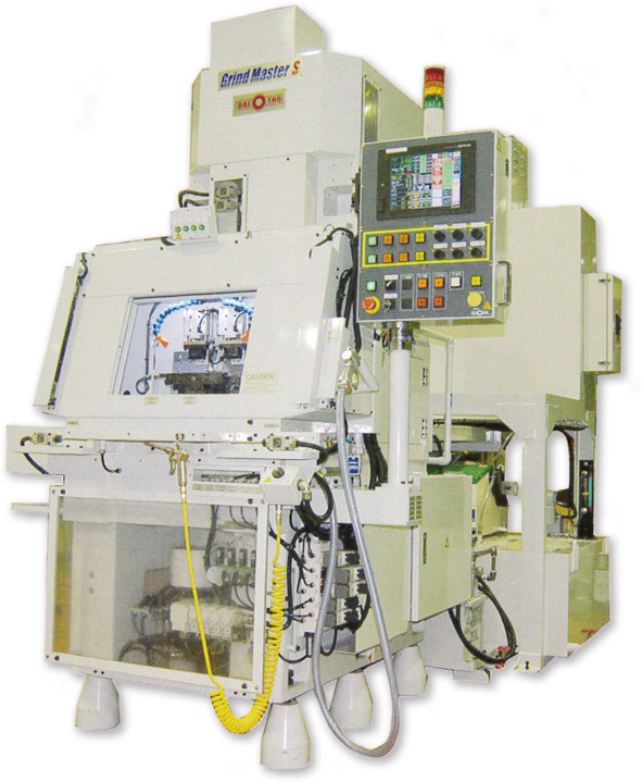 Vertical type single disc grinding machine GRS series