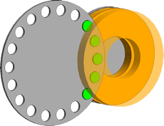 Horizontal rotary carrier system (C)