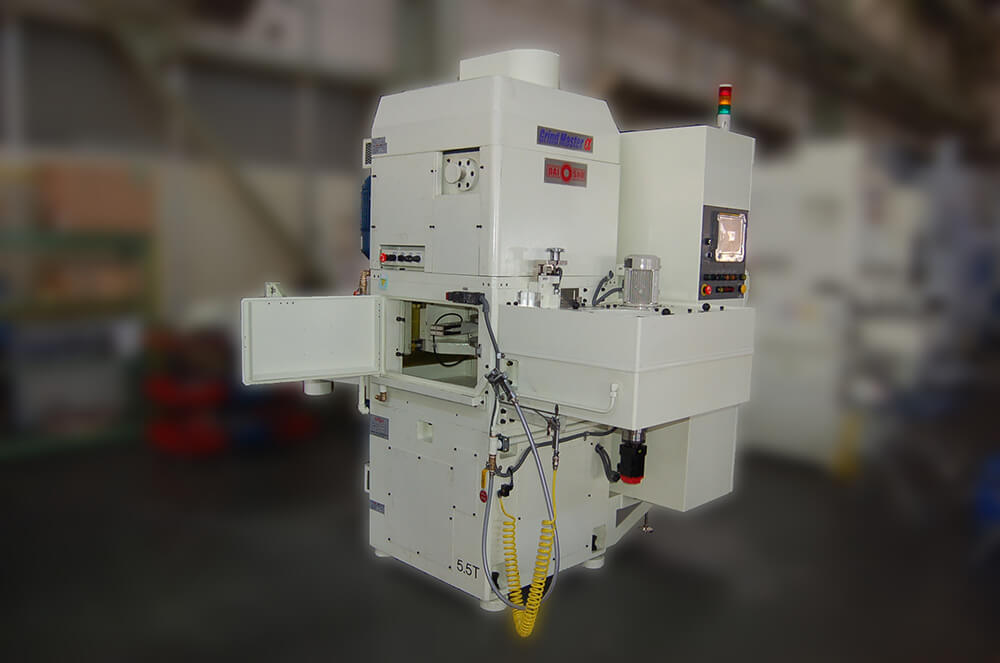 堅型両頭平面研削盤 GRVシリーズ02