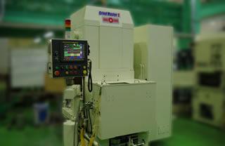 堅型片面平面研削盤 GRSシリーズ02