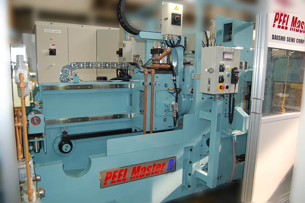 バーピーリングマシン BTH04