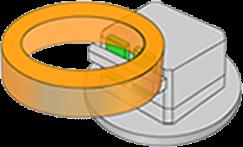 片面インデックステーブル・オシレーション方式(IT1)